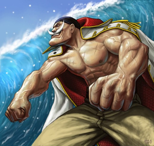 One Piece: Whitebeard - Picture Colection